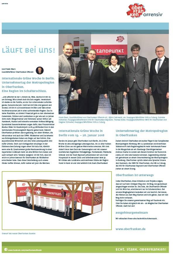 Advertorial vom 05.12.2017