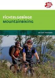 Mountainbike-Flyer Fichtelgebirge